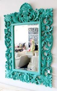 Mẫu khung gương trang trí - VKG 3